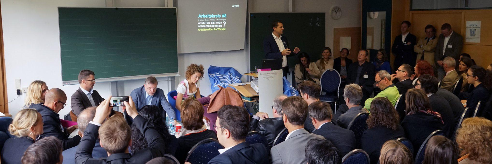 Forum Alpbach: Technologie kritisch hinterfragen